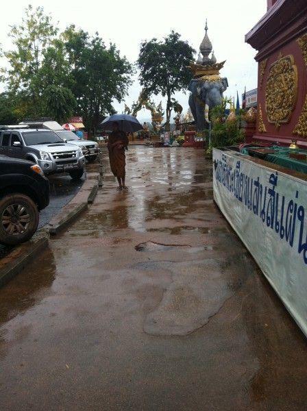 Один мой день в облаках, по дорогам Таиланда, фото 14