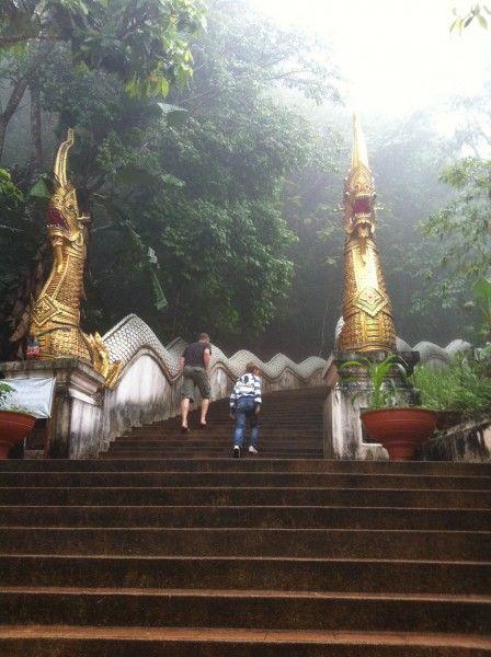 Один мой день в облаках, по дорогам Таиланда, фото 29