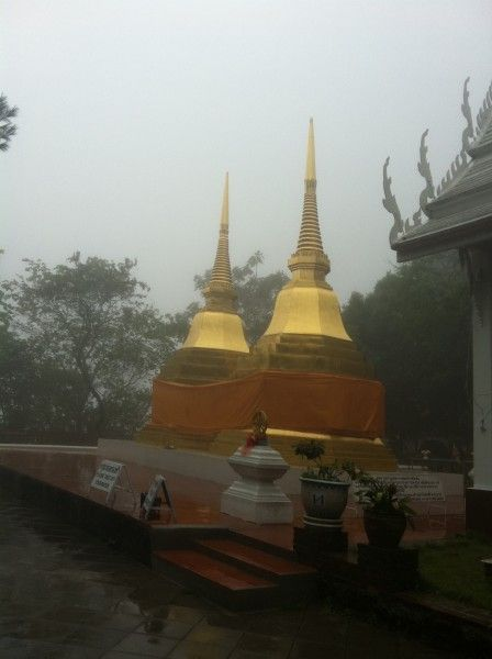 Один мой день в облаках, по дорогам Таиланда, фото 32