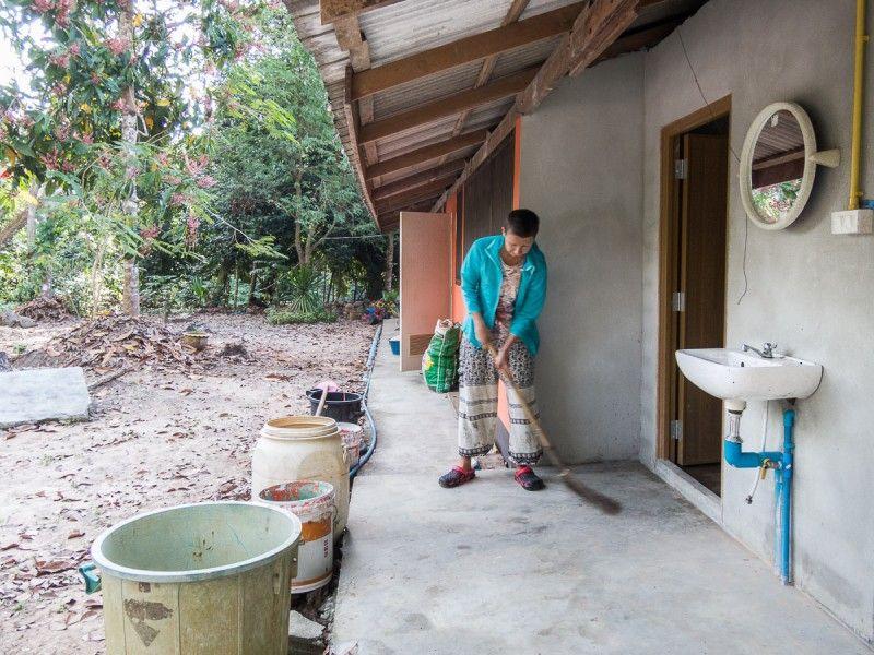 Один день русского волонтера в тайской глуши, фото 16