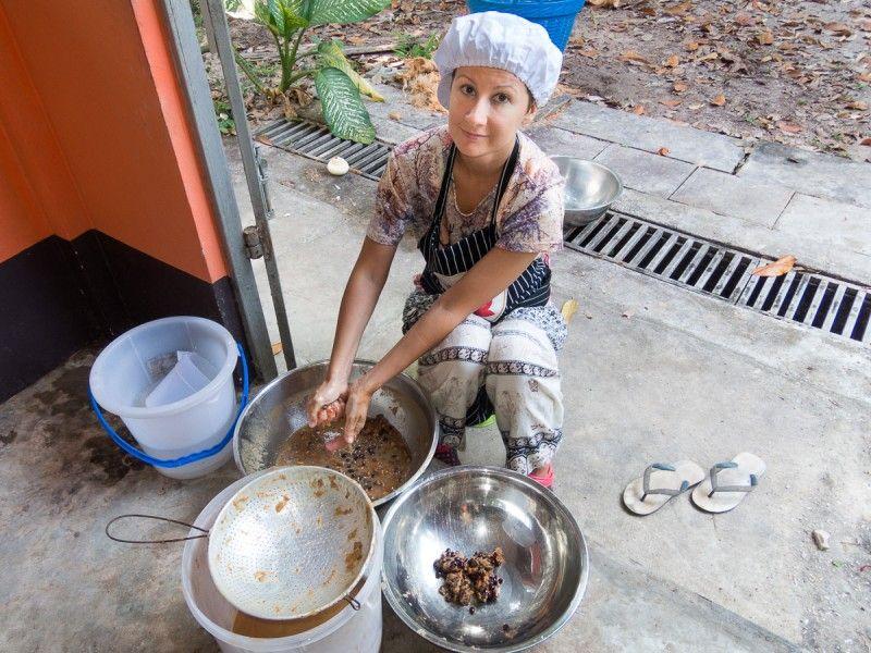 Один день русского волонтера в тайской глуши, фото 17