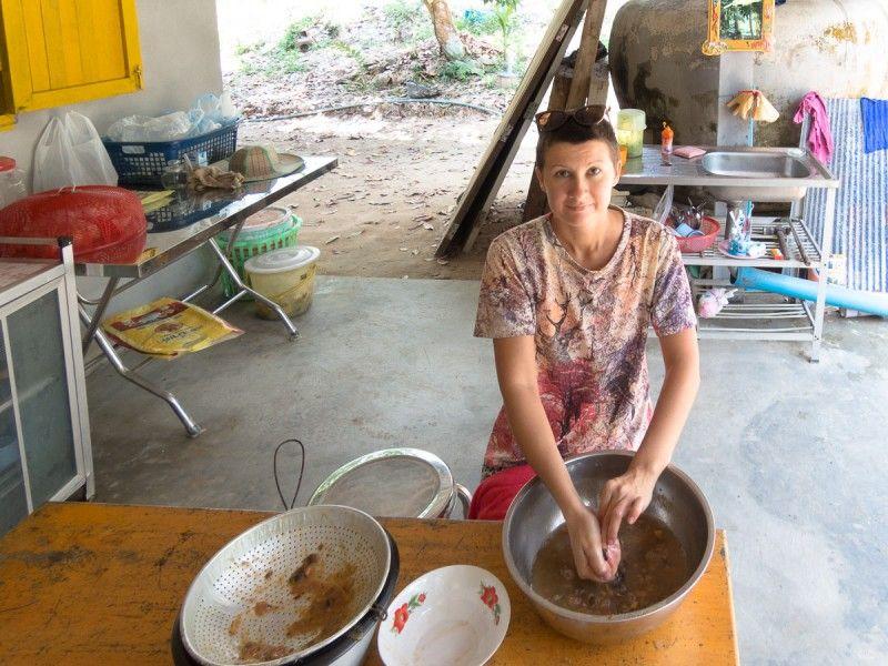 Один день русского волонтера в тайской глуши, фото 25