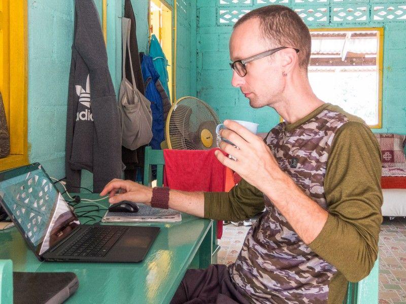 Один день русского волонтера в тайской глуши, фото 27