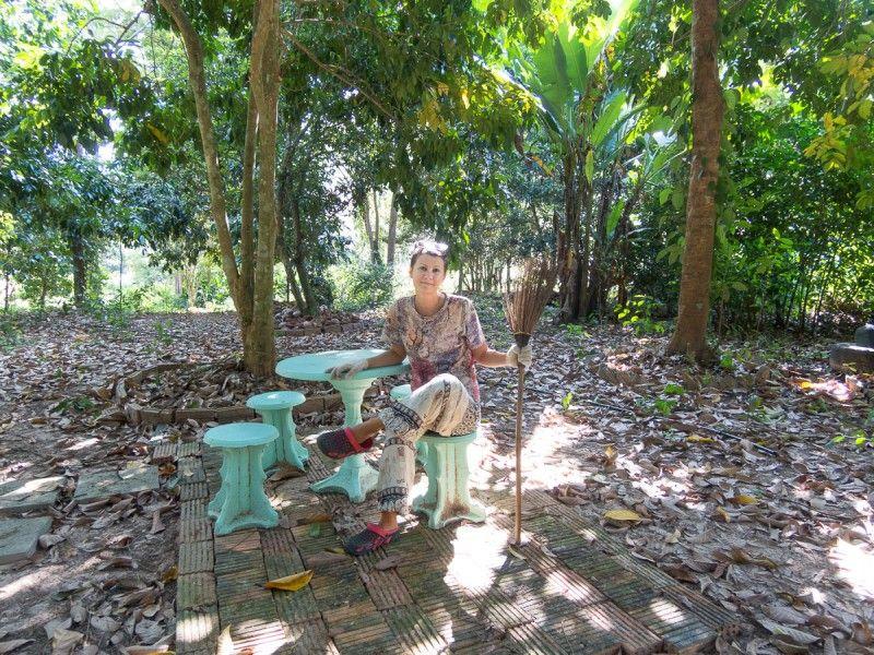Один день русского волонтера в тайской глуши, фото 32