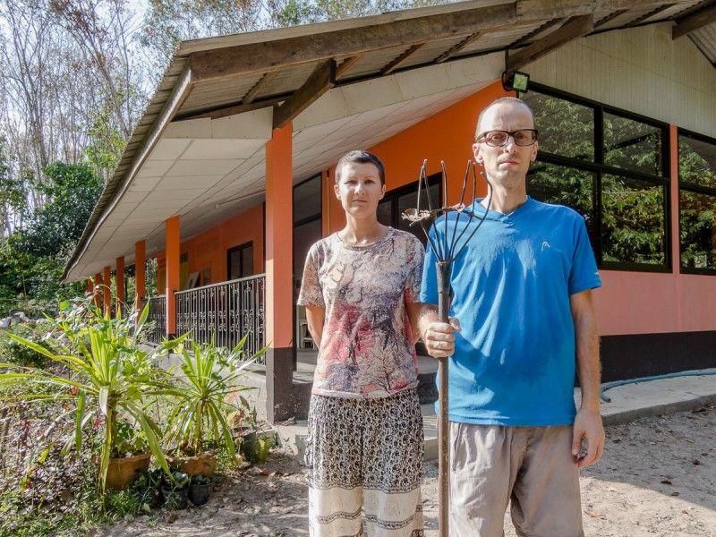 Один день русского волонтера в тайской глуши, фото 34