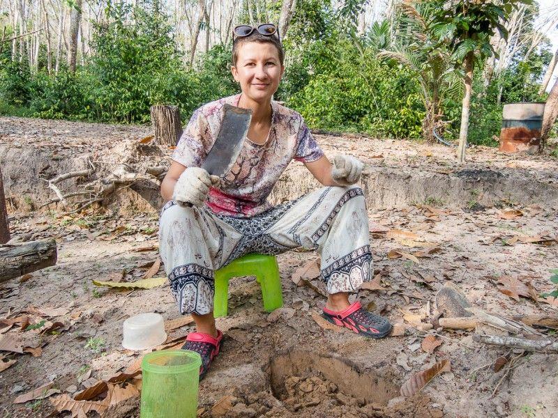 Один день русского волонтера в тайской глуши, фото 35
