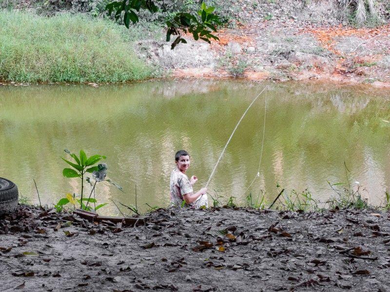 Один день русского волонтера в тайской глуши, фото 36