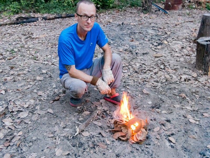 Один день русского волонтера в тайской глуши, фото 38