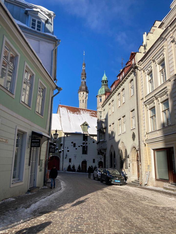 Один наш выходной день в отеле Таллина, в честь 14-го февраля, фото 29