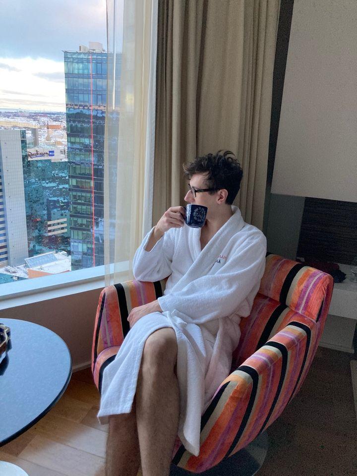 Один наш выходной день в отеле Таллина, в честь 14-го февраля, фото 4