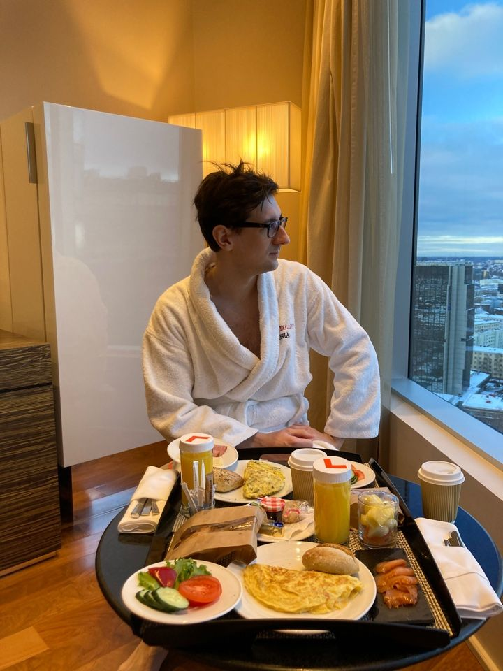 Один наш выходной день в отеле Таллина, в честь 14-го февраля, фото 8