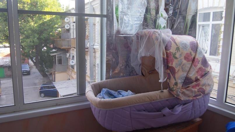 Один мой день в декрете, будут фото жилища, родственников, собаки, ребенка, города, еды и меня, фото 11