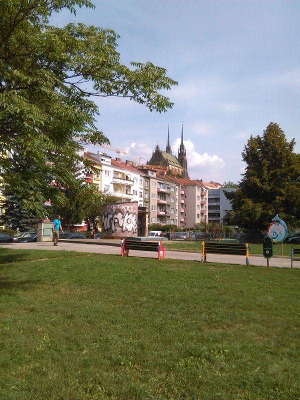 Один будний день фрилансера и преподавателя русского языка в Брно, Чехия, фото 18