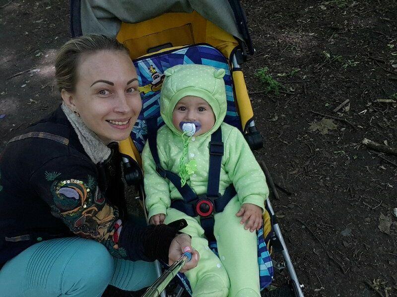 Один будний день молодой мамы и фрилансера, Харьков, Украина, фото 35