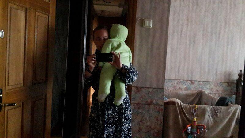 Один будний день молодой мамы и фрилансера, Харьков, Украина, фото 44