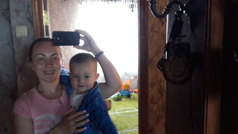Один будний день молодой мамы и фрилансера, Харьков, Украина, фото 52
