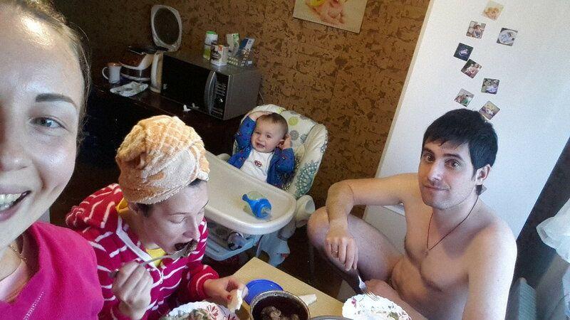 Один будний день молодой мамы и фрилансера, Харьков, Украина, фото 64