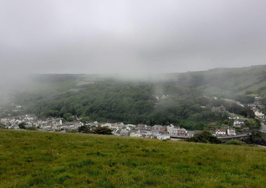 Один летний день проведенный в национальном парке на юго-западе Англии, фото 11
