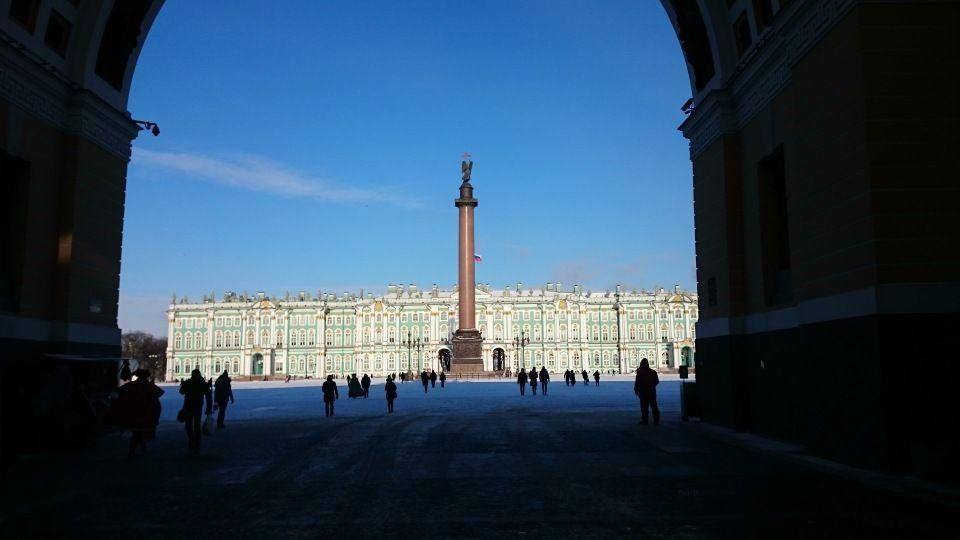 Один день проведенный в Эрмитаже, Санкт-Петербург, фото 27