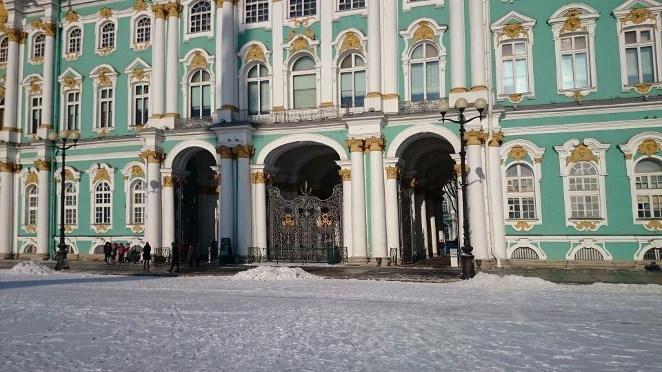 Один день проведенный в Эрмитаже, Санкт-Петербург, фото 28