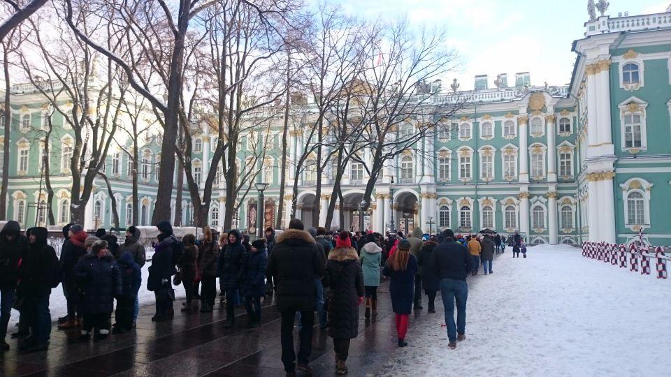 Один день проведенный в Эрмитаже, Санкт-Петербург, фото 38