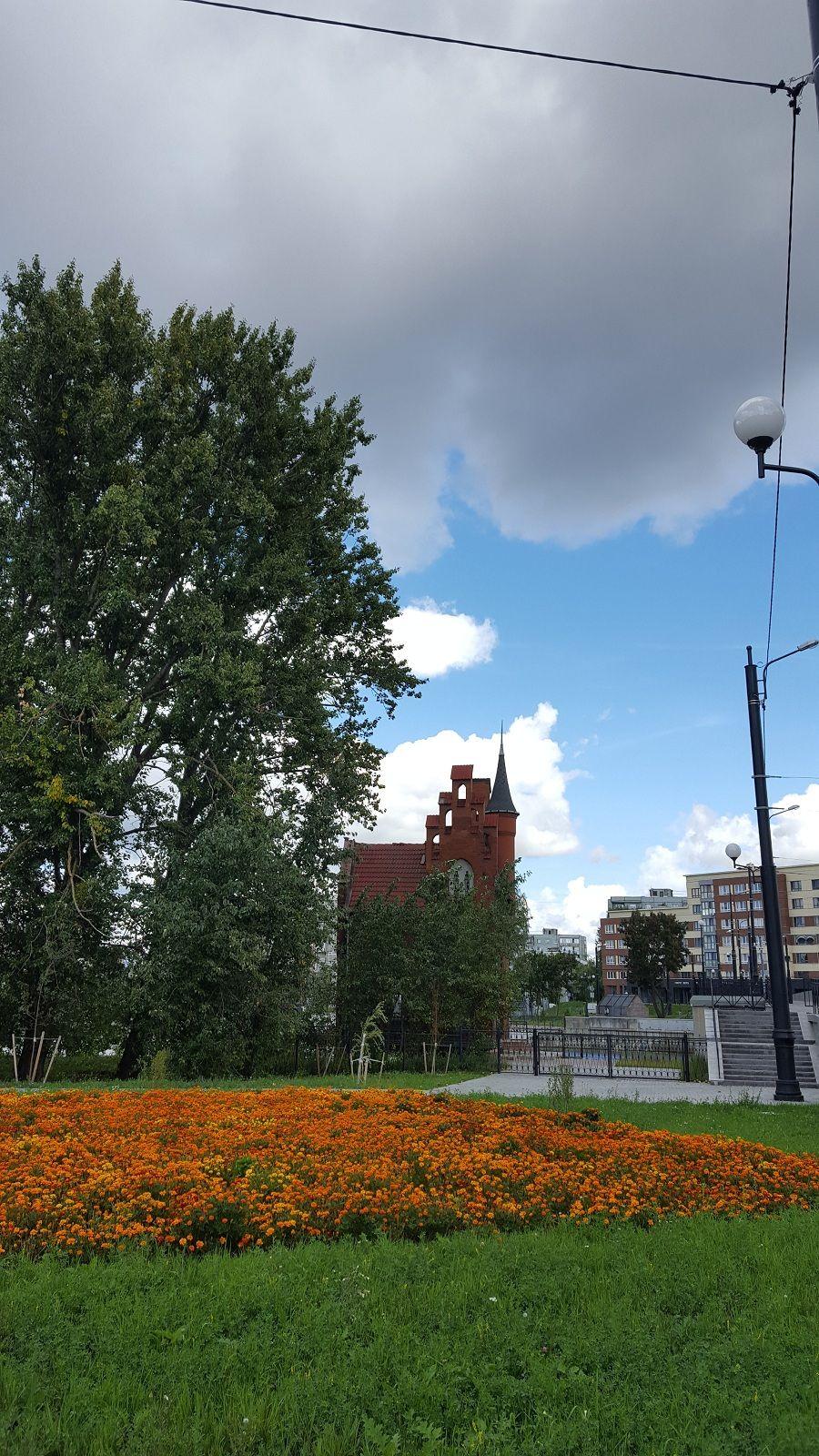 Как я провела свой день рождение, я покажу вам летний Калининград, фото 46