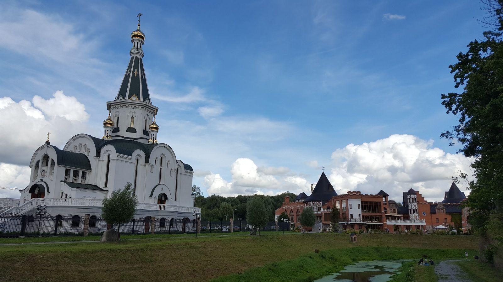 Как я провела свой день рождение, я покажу вам летний Калининград, фото 65
