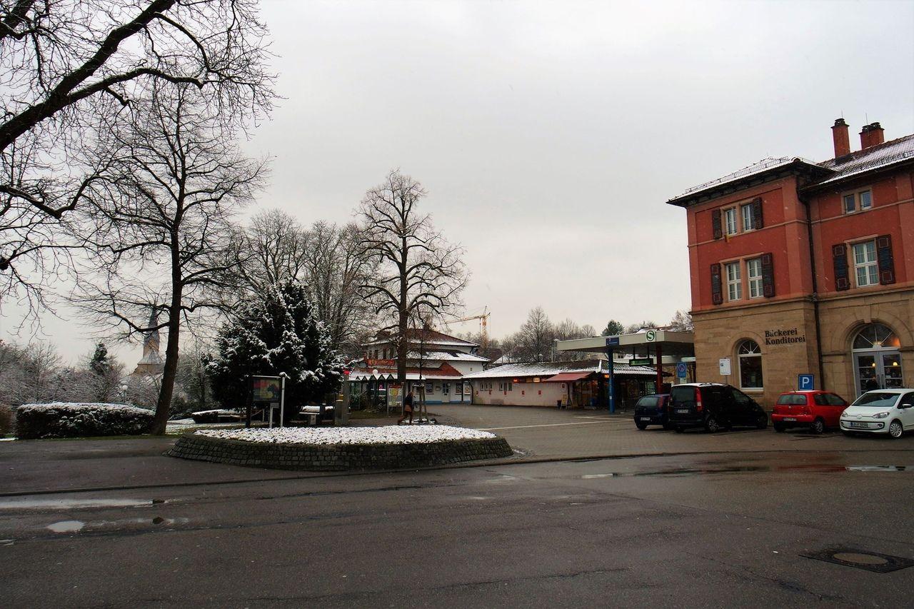 Вспомним зиму. Один мой день в Марбах-на-Неккаре, Германия, фото 19