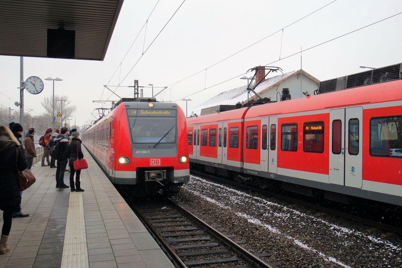 Вспомним зиму. Один мой день в Марбах-на-Неккаре, Германия, фото 21
