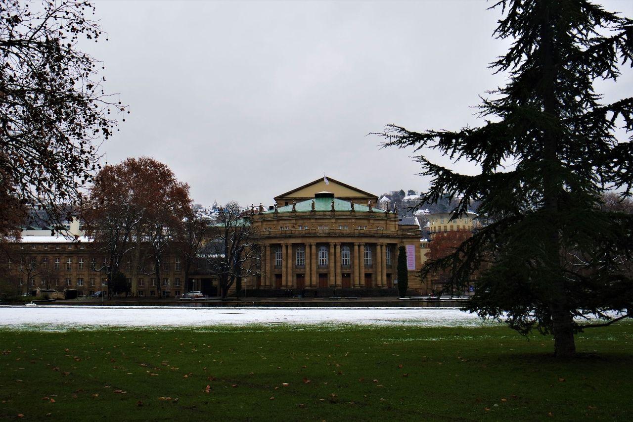 Вспомним зиму. Один мой день в Марбах-на-Неккаре, Германия, фото 27