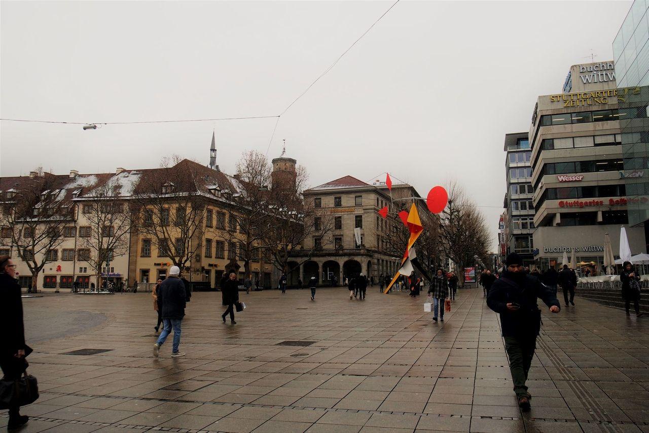 Вспомним зиму. Один мой день в Марбах-на-Неккаре, Германия, фото 30