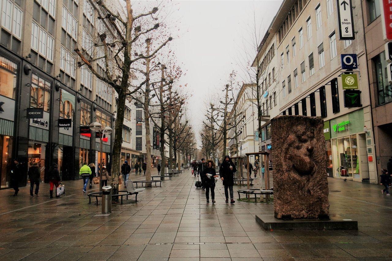 Вспомним зиму. Один мой день в Марбах-на-Неккаре, Германия, фото 33