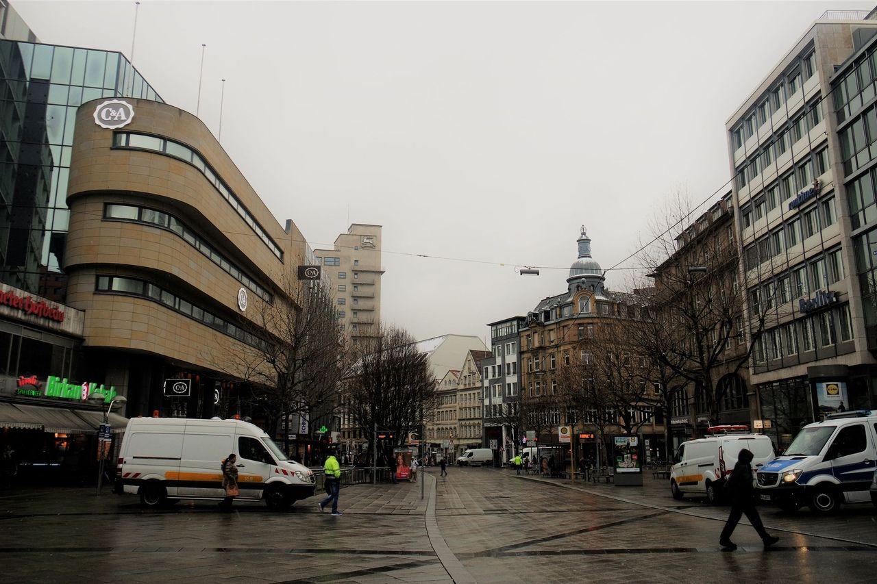 Вспомним зиму. Один мой день в Марбах-на-Неккаре, Германия, фото 34