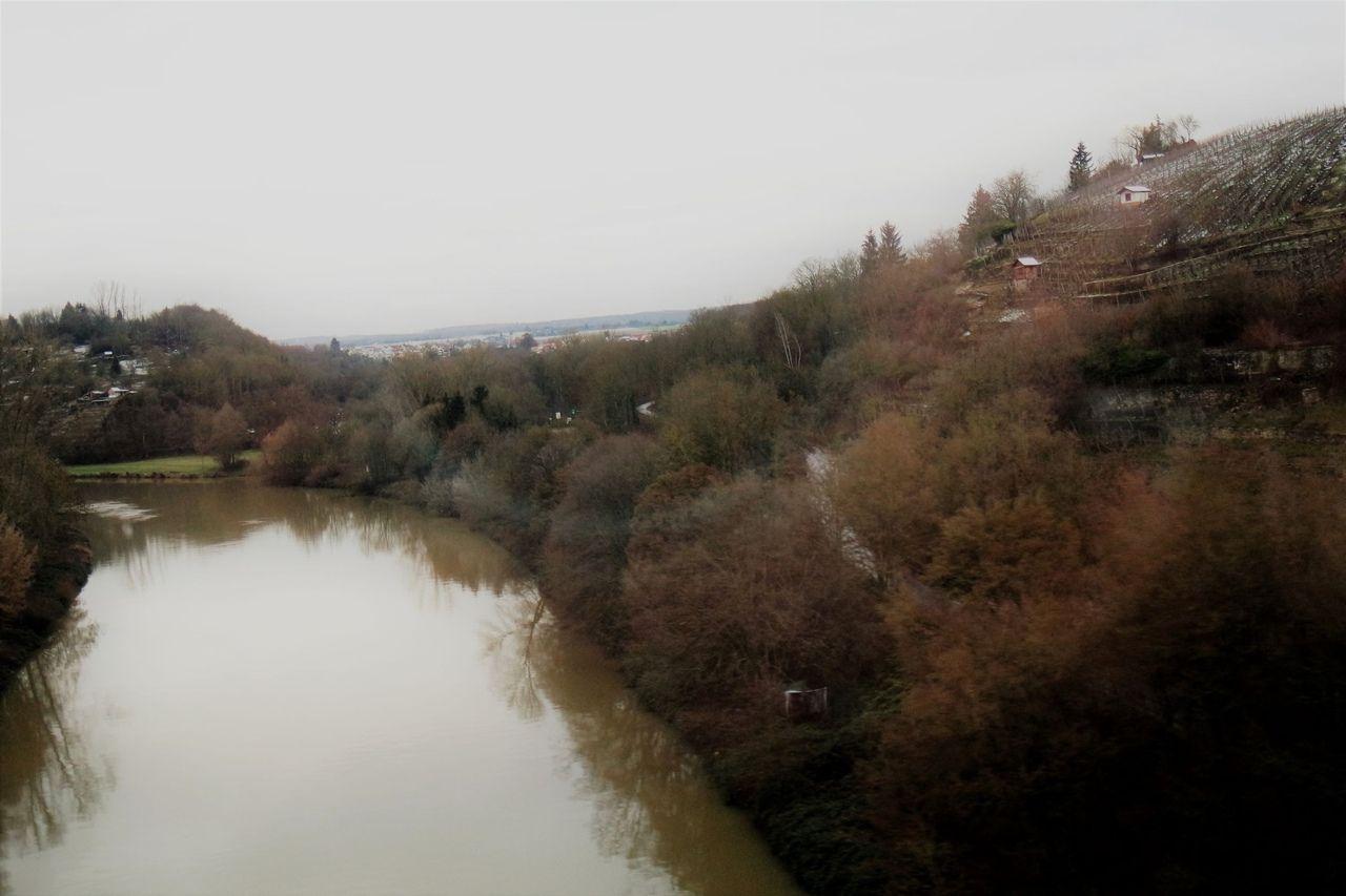 Вспомним зиму. Один мой день в Марбах-на-Неккаре, Германия, фото 41