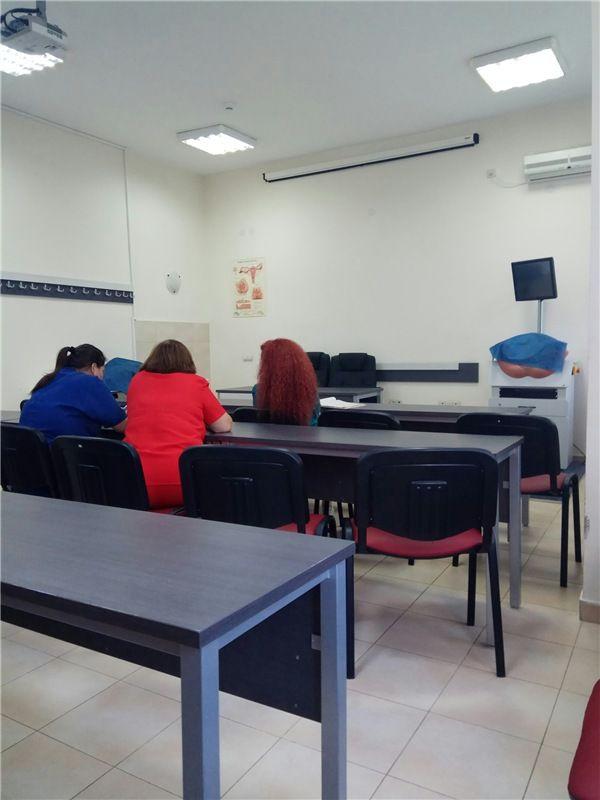 Один мой день в Софии, Болгария. Стажировка по обмену в родильном доме Майчин дом, фото 16