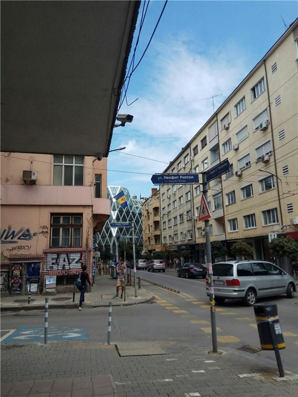 Один мой день в Софии, Болгария. Стажировка по обмену в родильном доме Майчин дом, фото 23