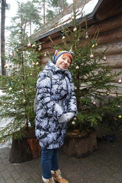 Один мой день в Латвии, я покажу вам зимнею Ригу, фото 26