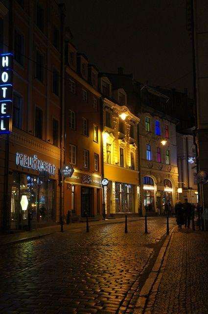 Один мой день в Латвии, я покажу вам зимнею Ригу, фото 58